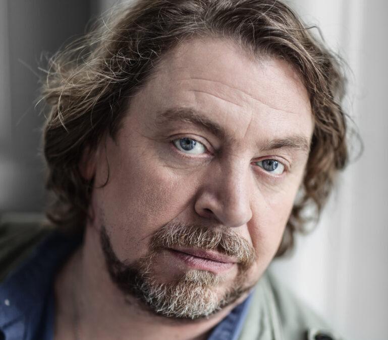 Portrait des Künstlers Armin Rohde