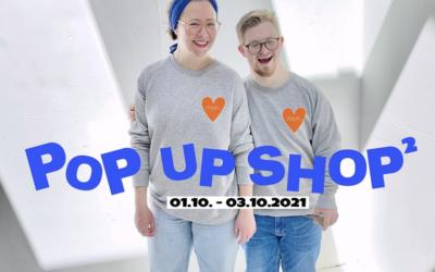 Pop up Shop von #justnotdown